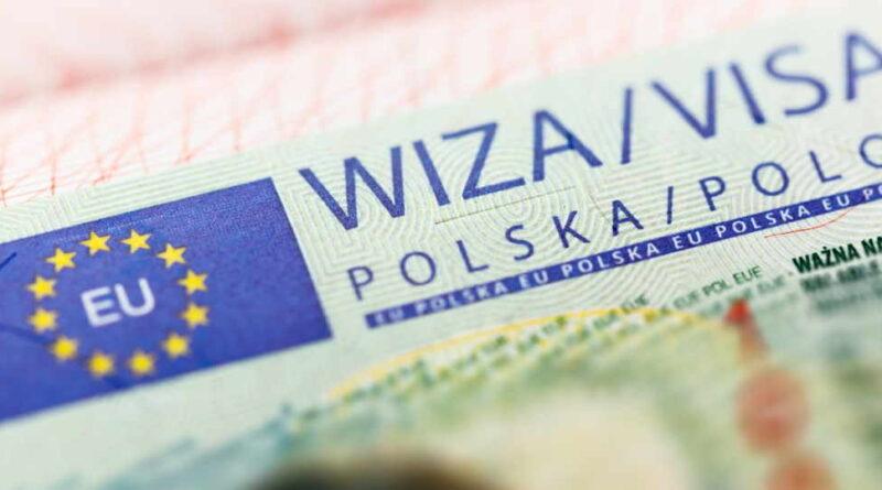 эксперсс выдача виз в Польшу