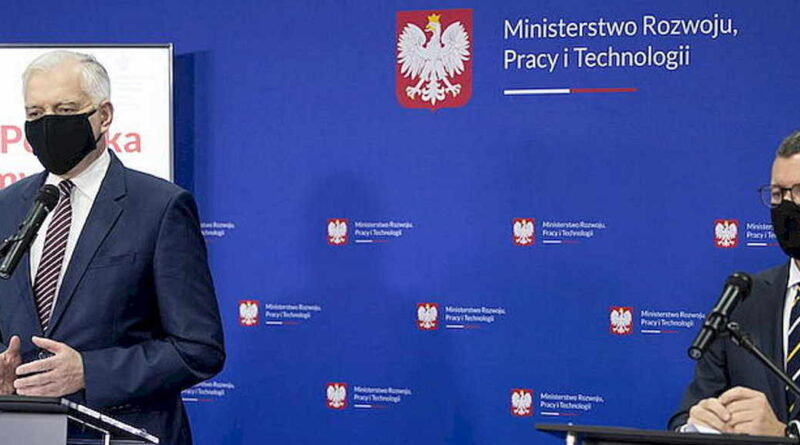 Министерство Развития и Труда Польши